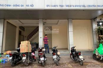 Cần cho thuê cửa hàng mặt phố Tôn Đức Thắng: 160m2 thông sàn, MT 12m, làm showroom, nha khoa, spa