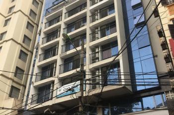 Cho thuê khách sạn phố Thi Sách, 230m2, MT 12m, 20 phòng