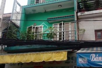 Bán gấp nhà MT Nguyễn Hậu, 4x10m, 2 lầu, giá 7.4 tỷ TL