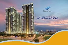 Cho thuê căn hộ cao cấp Dockland ngay trung tâm quận 7, 2 phòng ngủ. Giá: 12 triệu/tháng