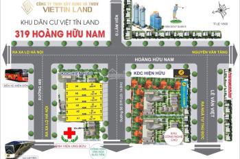 Mặt tiền đường 319 Hoàng Hữu Nam, phường Tân Phú, Quận 9.