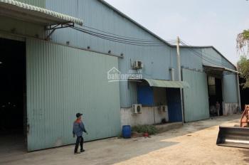 Cho thuê xưởng 2700m2 giá 49 nghìn/m2 làm gỗ Khánh Bình, Tân uyên