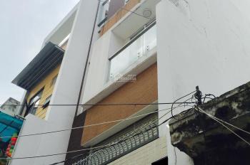 Bán nhà hẻm 6m đường Đồng Đen, P. 14 Tân Bình, DT: 4.6 x 15m, giá chỉ 6 tỷ hơn, LH: 0911.681.944