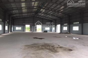 Cho thuê nhà xưởng DT 800m2 làm showroom tại KCN Lai Xá, Hoài Đức, Hà Nội. LH 0979 929 686
