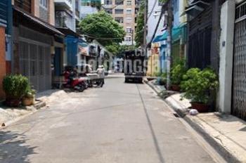 Nhà 3 lầu hẻm Bành Văn Trân, 5.2 x 20m Phường 7, Quận Tân Bình. Giá: 10.2 tỷ