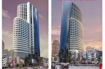 Cho thuê mặt bằng giá rẻ từ 186.68 nghìn/m2/th tại dự án Ellipse, 110 Trần Phú, Hà Đông, Hà Nội