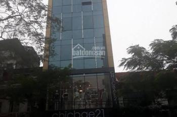 Cho thuê mặt bằng T1 tại Trương Hán Siêu phù hợp làm nail, salon, spa, diện tích 40m2, giá 13tr/th