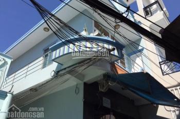 Cần bán nhà mặt hẻm DT: 3,5x13m, đường Bến Phú Định, P.16, quận 8