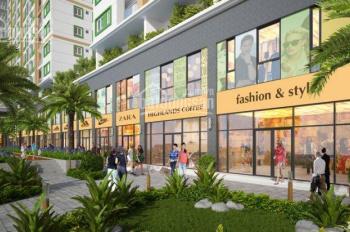 Nhận đặt cọc bán shophouse (dạng kiốt) toà chung cư CT2A Thạch Bàn - trực tiếp chủ đầu tư