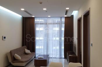 Cho thuê căn hộ Park 7- Vinhome Central Park- 1 phòng ngủ, đầy đủ nội thất