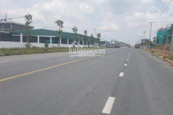 Đất đẹp full thổ cư xây dựng tự do sổ riêng biệt chỉ 500tr ngay KCN Bàu Bàng, khu vip sầm uất