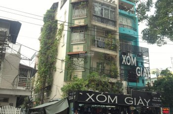 Bán nhà mặt tiền Lý Thái Tổ, quận 3, DT 5.4x23m, NH 7.3m; Giá 36.8 tỷ