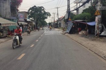 Bán đất KD đường Hoàng Phan Thái ngay nhà thiếu nhi Bình Chánh, sổ riêng - 093.779.3452 Hồng