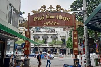 Bán nhà mặt phố ẩm thực Tống Duy Tân, quận Hoàn Kiếm