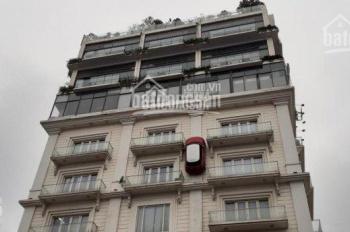 Bán tòa căn hộ DT 198m2, nhà 10 tầng, mặt tiền 8m, tại mặt phố Quan Hoa, Cầu Giấy, Hà Nội giá 65 tỷ