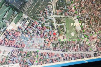 Cần bán đất mặt đường vào Trung Tâm GDTX Đông Anh