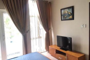 Cho thuê phòng cực đẹp tại trung tâm Bình Thạnh, đầy đủ nội thất, miễn phí wifi, gửi xe và máy giặt