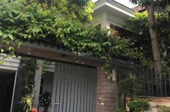 Chia tài sản nên cần bán biệt thự MT đường Thảo Điền, Q2, DT 312m2 giá 51 tỷ