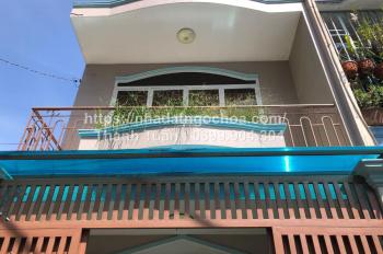Cho thuê nhà nguyên căn nguyên căn ngay đường Lê Văn Thọ, DT rộng 4.4 x 13m, 3PN, giá 8.5 triệu/th