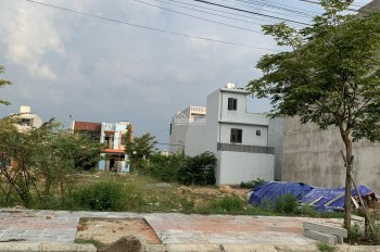 Bán lô đất đường Nguyễn Sắc Kim, hướng Tây Nam, diện tích 96,3m2 lô sạch đẹp, gần Võ Chí Công
