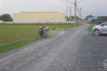 Cần bán gấp đất nền gồm 4 lô liền kề 5x32m giá đầu tư tại thị trấn Đức Hòa, Long An, LH: 0797456068