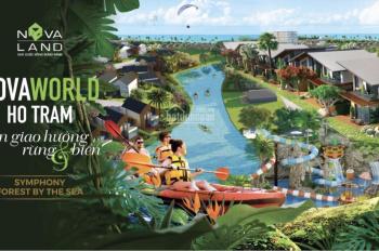 9 biệt thự mặt biển Novaworld Hồ Tràm từ Novaland 090.3535.47 sở hữu 39 năm có thể gia hạn