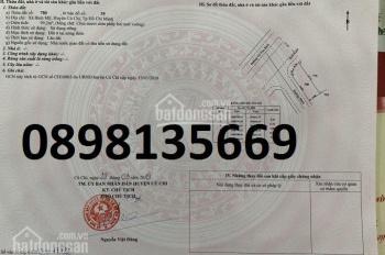 Xem sổ trước khi xem đất MT Võ Văn Bích 99,2m2, 640tr thổ cư 100% mua xây ngay 0898135669