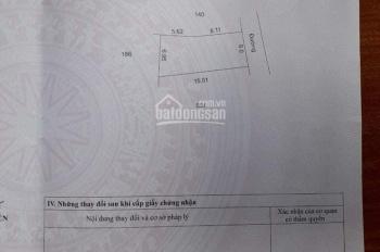 Bán đất 86m2 thổ thị trấn Văn Giang - Hưng Yên