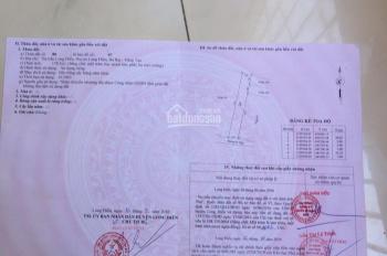 Cần bán gấp miếng đất ngay thị xã Long Điền, TP Vũng Tàu
