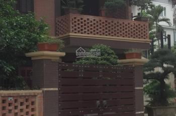 Do vỡ nợ cần bán gấp biệt thự Nghĩa Đô, Hoàng Quốc Việt 345m2, xây 3 tầng, giá 27 tỷ