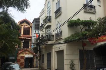 Bán nhà biệt thự 4 tầng 3 mặt tiền siêu đẹp, khu đấu giá tổ 6 Thượng Thanh, DT 70m2, giá 6,1 tỷ