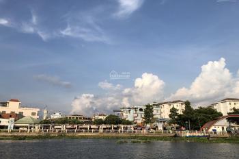 Đất đối diện chợ Thủ Dầu Một, 70m2 mặt tiền bờ sông Sài Gòn, 4tr/m2