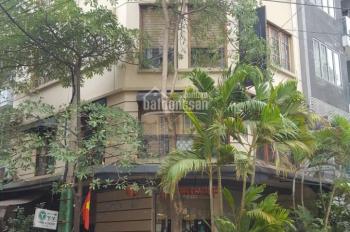 Cho thuê MBKD khu Nghĩa Tân - Tô Hiệu 72m2, 5 tầng, lô góc, làm nhà hàng, cafe, spa, mầm non