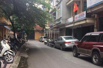 Bán tòa building 65m2*6 tầng MT 5m, KD, thang máy phố Nguyễn Khánh Toàn giá 15 tỷ.