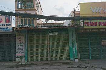 Bán nhà mặt tiền đường Tô Ký, DT 4.8x25m, sổ hồng riêng