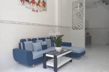 Nhà hẻm XH Tân Hóa (3,8x18m, nở 4m), 2L ST, nhà mới ở ngay, giá tốt mua ngay