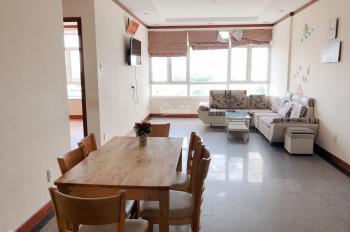 Chủ nhà đi nước ngoài định cư, bán gấp căn hộ Hoàng Anh Gold House, 124m2, giá 2,1tỷ. LH 0364686538