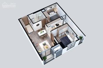 Chính chủ cần bán căn hộ CT1B, 2PN, diện tích 58m2 tại chung cư Hateco Xuân Phương