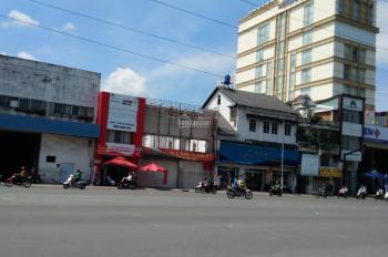 Nhà tiện xây mới mặt tiền đường Kinh Dương Vương, P12, Q6, DT 20x59m, nhà nát, 1190m2 đất, 130 tỷ