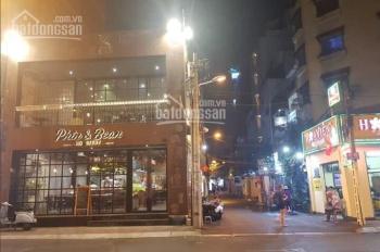 Cho thuê nhà lô góc 100m, 1 lầu tại Nguyễn Thị Minh Khai, Q. 1