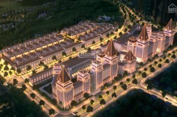 Bán shophouse Sunshine Wonder Villas giá gốc CĐT mặt đường đôi 30m khu đô thị Ciputra, 0975.974.318