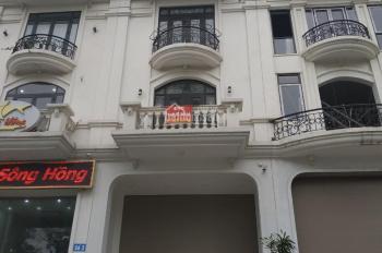 Cho thuê nhà mặt phố Tôn Thất Thuyết, Dịch Vọng Hậu, Cầu Giấy, HN. DT 120m2, 5 tầng, MT 6m, 85tr/th