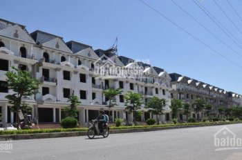 Chính chủ bán liền kề shophouse Thành phố Giao Lưu Cổ Nhuế. DT 128m2 căn góc mặt đường đôi 40m