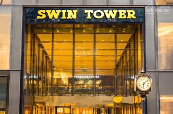 Văn phòng hiện đại Swin Tower, giá cả phải chăng, diện tích đa dạng, hotline: 0912.285.099