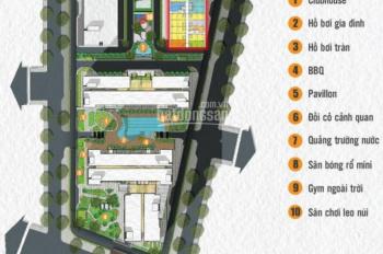 Căn hộ đẳng cấp 5 sao, 4 mặt tiền trung tâm Q6, giá chỉ từ 24 triệu/m2-28 triệu/m2, LH 0931 412 123