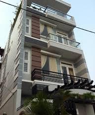 Bán nhà mặt tiền Nguyễn Huy Lượng, P14, Bình Thạnh 5,3x25m, giá chỉ 28 tỷ, trệt 3 lầu nhà đẹp