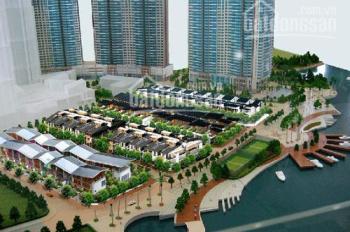 Cho thuê căn hộ Saigon Pearl, 2pn view sông, full nội thất, giá 17 tr/th bao phí - LH 0901313450