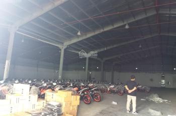 Cho thuê kho xưởng 2.000m2, giá 95.000đ/m2 tại Tân Kỳ Tân Quý, Q. Tân Phú. LH 090 242 8186