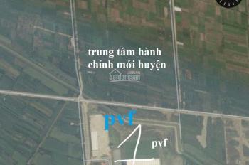Cần bán lô đất gần khu PVF và trung tâm hành chính mới Văn Giang, DT 164.6m2, SĐCC, giá 13tr/m2