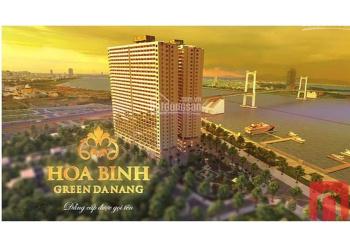 Sở hữu ngay căn hộ dát vàng Hòa Bình Green Đà Nẵng chỉ với 1,2 tỷ, sở hữu lâu dài, LH 0982 553 975